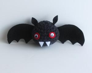Bat-Amigurumi