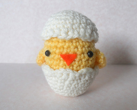 Baby chick pattern